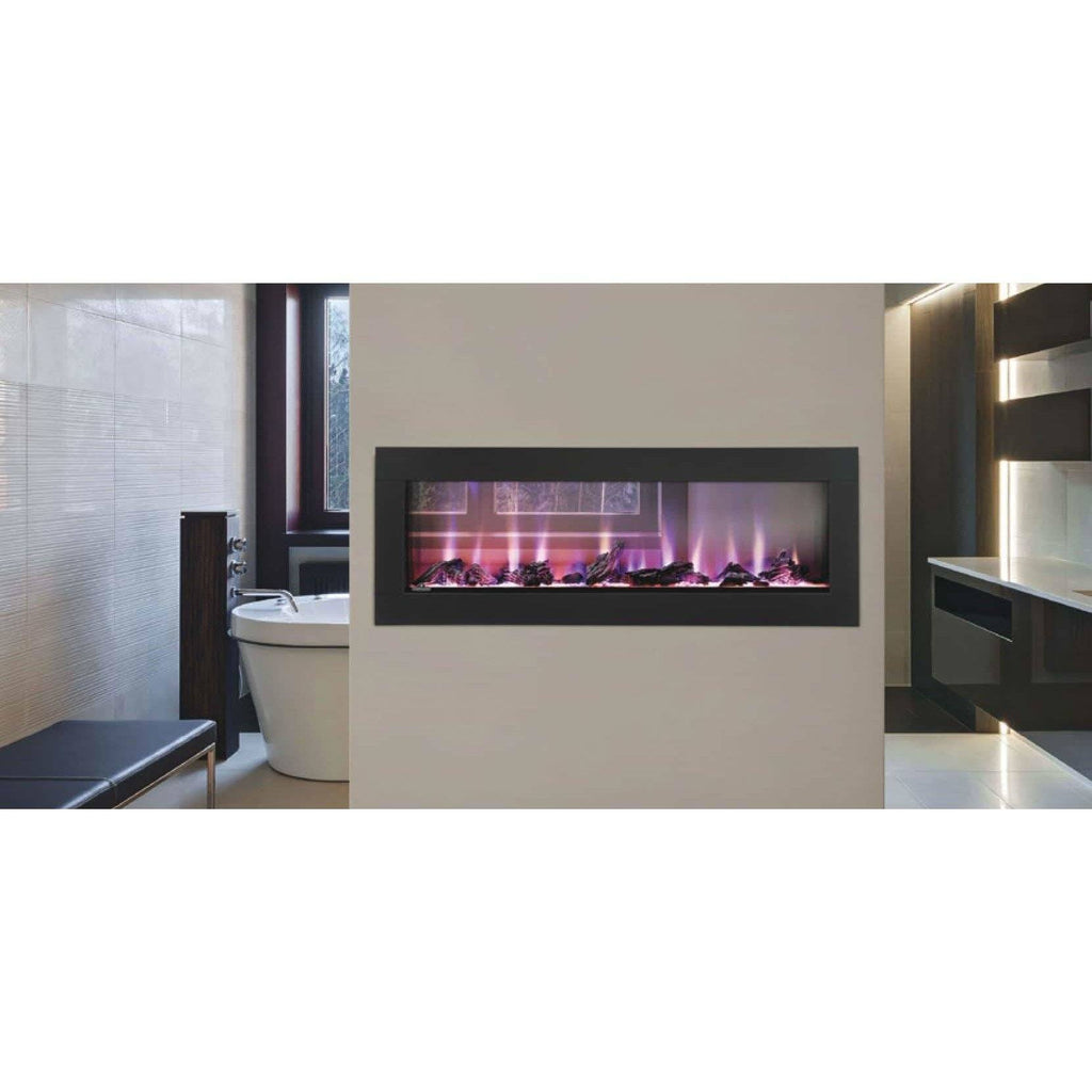 Napoleon Clearion 50 Inch See Thru Built In Electric