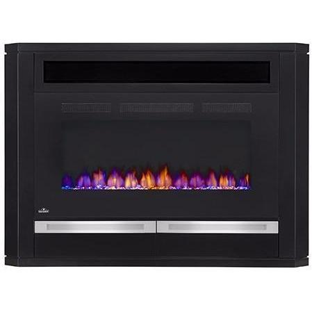 "Napoleon The ALANIS 42"" Electric Fireplace TV Stand - Electric Fireplace - Napoleon - ElectricFireplacesPlus.com"