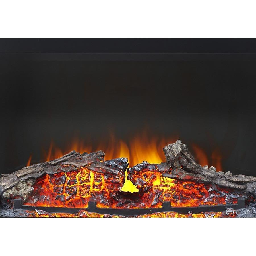 "Napoleon The BAILEY 24"" Mantel Package Wall/Corner Electric Fireplace - Electric Fireplace - Napoleon - ElectricFireplacesPlus.com"