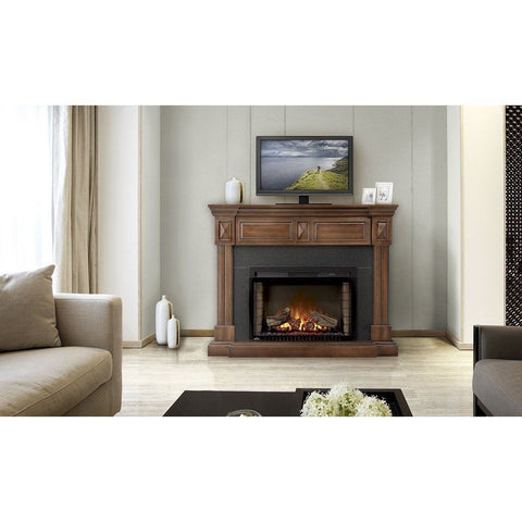 "Image of Napoleon The BRAXTON 29"" Electric Fireplace Mantel Package - Electric Fireplace - Napoleon - ElectricFireplacesPlus.com"