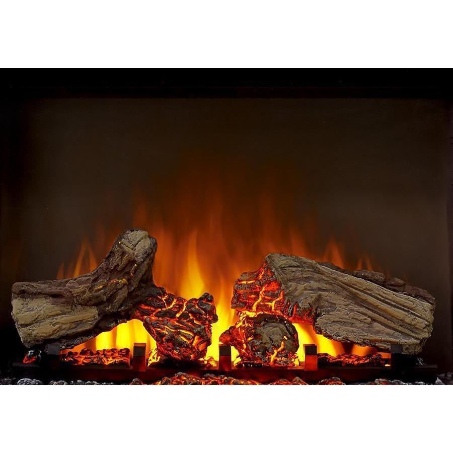 "Napoleon The BRAXTON 29"" Electric Fireplace Mantel Package - Electric Fireplace - Napoleon - ElectricFireplacesPlus.com"