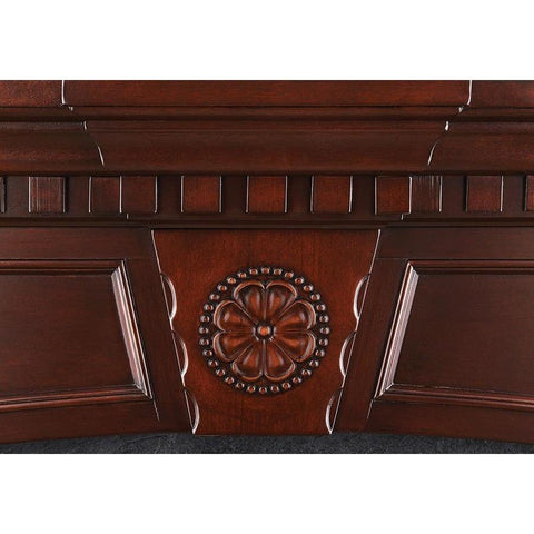 "Image of Napoleon The HARLOW 33"" Electric Fireplace Mantel Package - Electric Fireplace - Napoleon - ElectricFireplacesPlus.com"