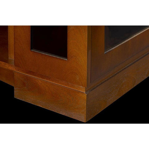 "Image of Napoleon The SHELTON 42"" Electric Fireplace TV Stand - Electric Fireplace - Napoleon - ElectricFireplacesPlus.com"