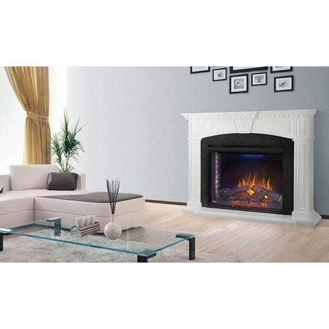 "Image of Napoleon The TAYLOR 33"" Electric Fireplace Mantel Package - Electric Fireplace - Napoleon - ElectricFireplacesPlus.com"