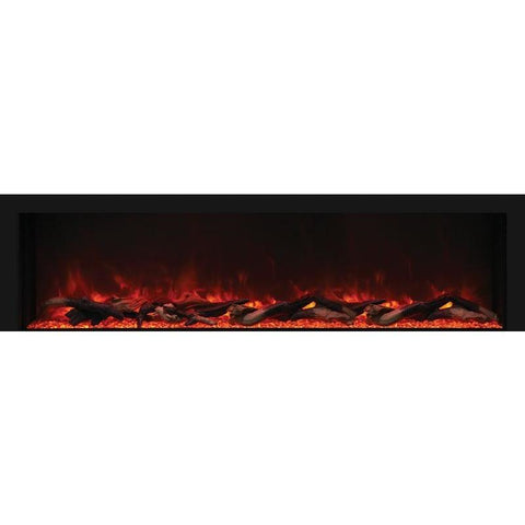 "Image of Remii 55-DE- 55""  Electric Fireplace Indoor/Outdoor - Electric Fireplace - Remii - ElectricFireplacesPlus.com"