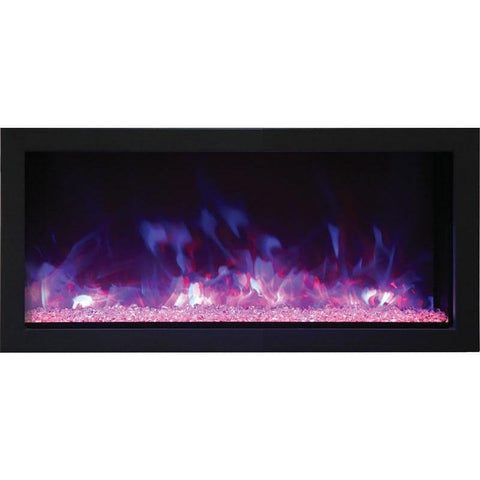 "Image of Remii XS-35 - 35"" Electric Fireplace - Electric Fireplace - Remii - ElectricFireplacesPlus.com"