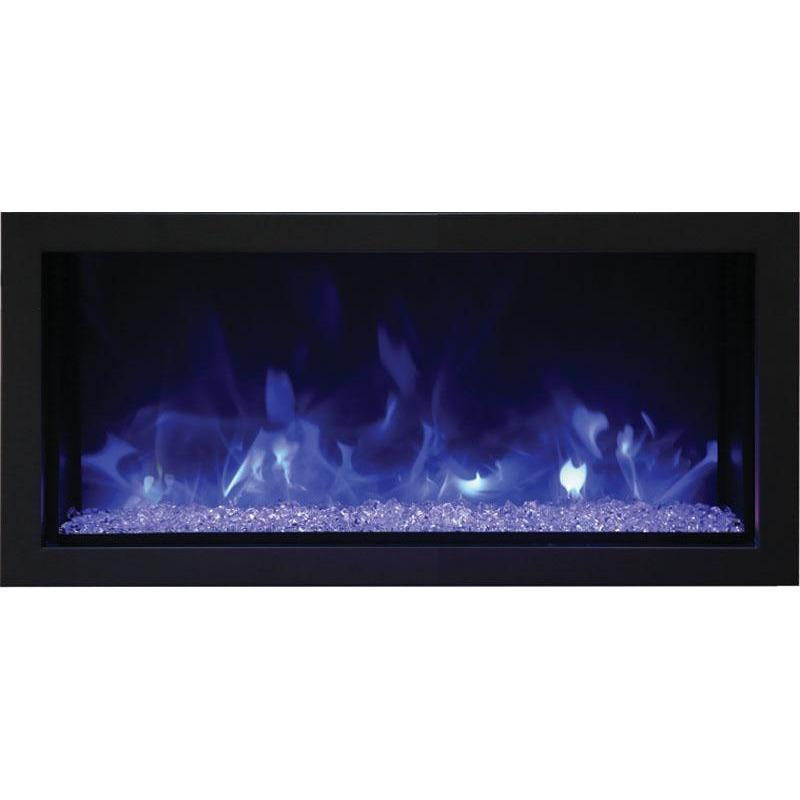 "Remii XS-35 - 35"" Electric Fireplace - Electric Fireplace - Remii - ElectricFireplacesPlus.com"