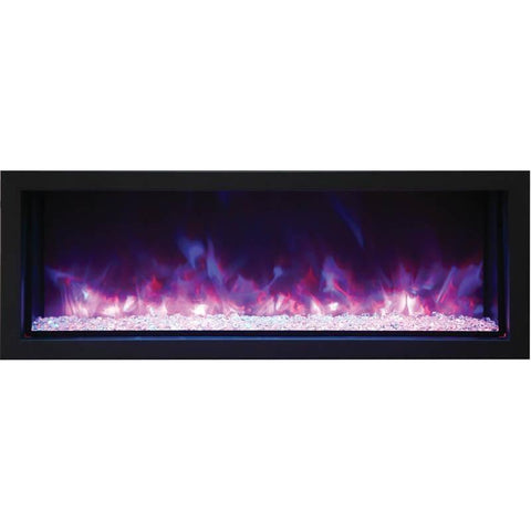 "Remii XS-45 - 45"" Electric Fireplace - Electric Fireplace - Remii - ElectricFireplacesPlus.com"