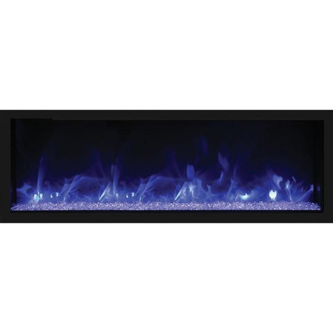 "Image of Remii XT-65 - 65"" Electric Fireplace Indoor/Outdoor - Electric Fireplace - Remii - ElectricFireplacesPlus.com"