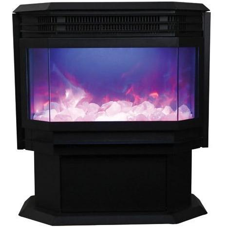 "Image of Sierra Flame Free Stand 26"" Electric Fireplace - Electric Fireplace - Sierra Flame - ElectricFireplacesPlus.com"