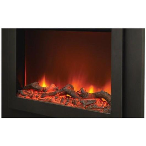 "Image of Sierra Flame ZC-FM-37 37"" Electric Fireplace Insert - Electric Fireplace - Sierra Flame - ElectricFireplacesPlus.com"