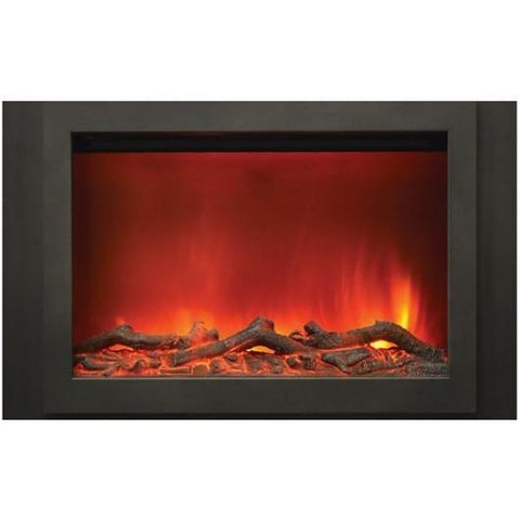 "Image of Sierra Flame ZC-FM-45 45""  Electric Fireplace - Electric Fireplace - Sierra Flame - ElectricFireplacesPlus.com"