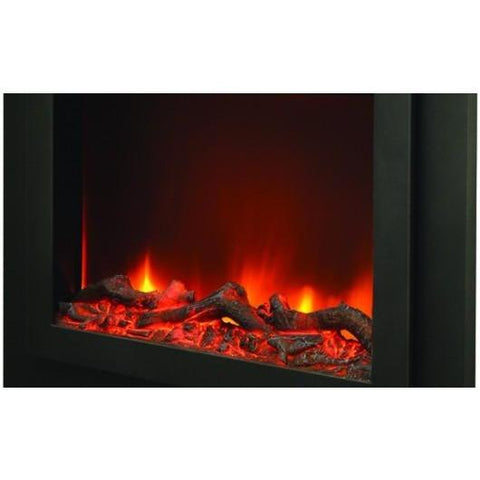 "Sierra Flame ZC-FM-45 45""  Electric Fireplace - Electric Fireplace - Sierra Flame - ElectricFireplacesPlus.com"