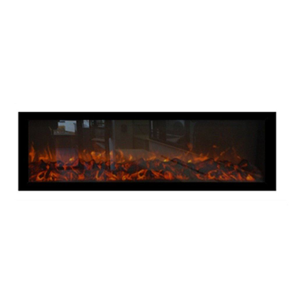"Touchstone Emblazon 60"" Electric Fireplace - Electric Fireplace - Touchstone - ElectricFireplacesPlus.com"