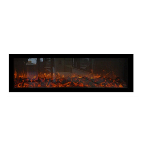 "Image of Touchstone Emblazon 60"" Electric Fireplace - Electric Fireplace - Touchstone - ElectricFireplacesPlus.com"