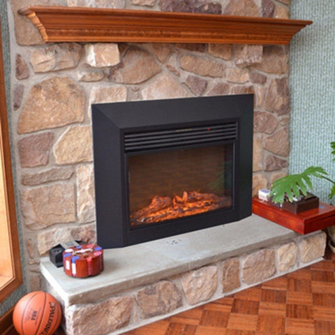 "Touchstone Ingleside 28"" Electric Fireplace Insert - Electric Fireplace - Touchstone - ElectricFireplacesPlus.com"
