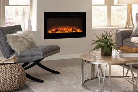 "Image of Touchstone Sideline 36"" Electric Fireplace - Electric Fireplace - Touchstone - ElectricFireplacesPlus.com"