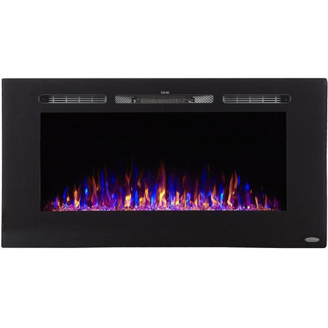 "Image of Touchstone Sideline 40"" Electric Fireplace - Electric Fireplace - Touchstone - ElectricFireplacesPlus.com"