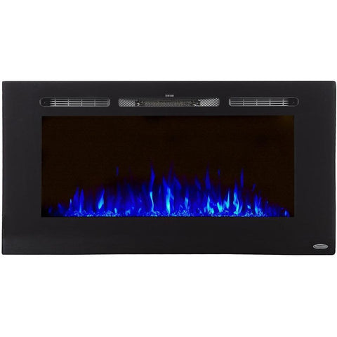 "Touchstone Sideline 40"" Electric Fireplace - Electric Fireplace - Touchstone - ElectricFireplacesPlus.com"