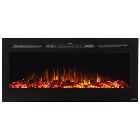 "Touchstone Sideline 45"" Electric Fireplace - Electric Fireplace - Touchstone - ElectricFireplacesPlus.com"