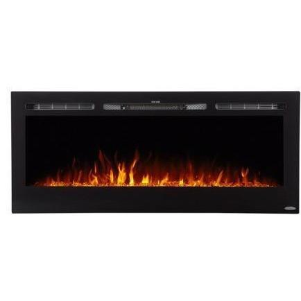 "Touchstone Sideline 50"" Flush Mount Electric Fireplace"