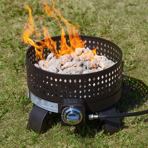 Image of Sporty Campfire Portable Gas Fire Pit - Fire Pit - Fire Sense - ElectricFireplacesPlus.com