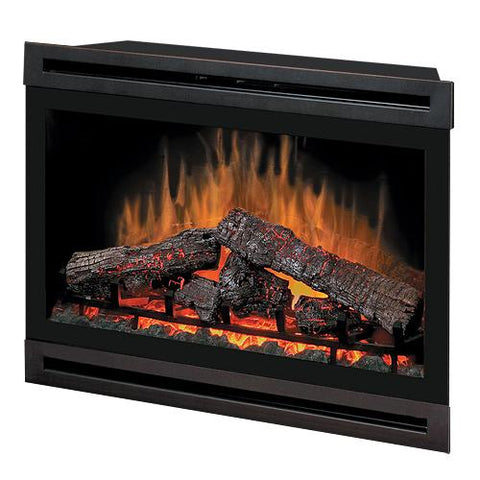 "Image of Dimplex 33"" Electric Fireplace Insert - Self-Trimming - DF3033ST"