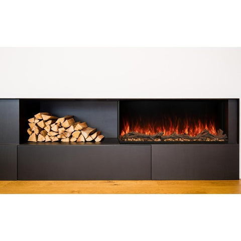 "Image of Modern Flames Landscape Pro Multi Sided 68"" Electric Fireplace - LPM-6816"