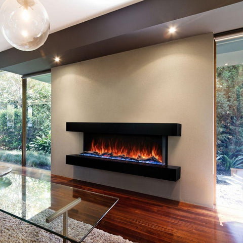 "Image of Modern Flames Landscape Pro Multi Sided Built-In 44"" Electric Fireplace - LPM-4416"