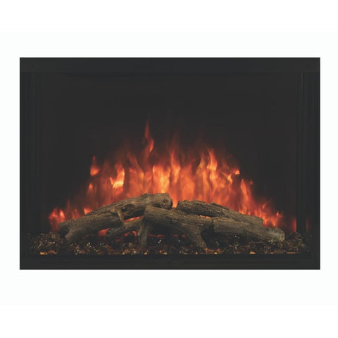 "Image of Modern Flames Sedona Pro Multi 30"" Built-In Electric Fireplace - SPM-3026"