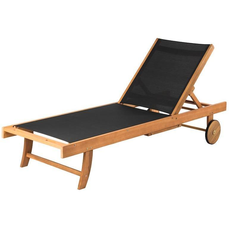 Sanur Sun Lounger - Patio Furniture - Patio Sense - ElectricFireplacesPlus.com