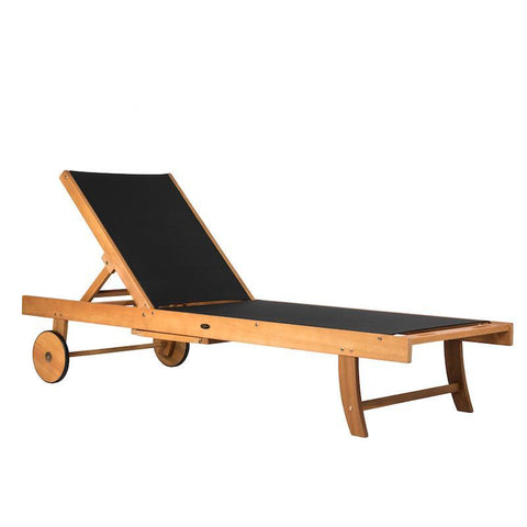 Image of Sanur Sun Lounger - Patio Furniture - Patio Sense - ElectricFireplacesPlus.com