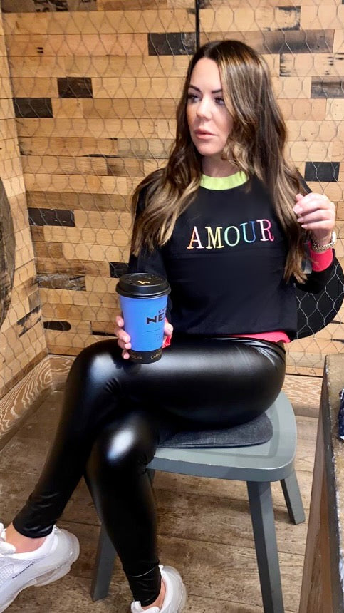 Retro Amour Top