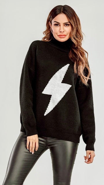 Lightening Strikes Jumper