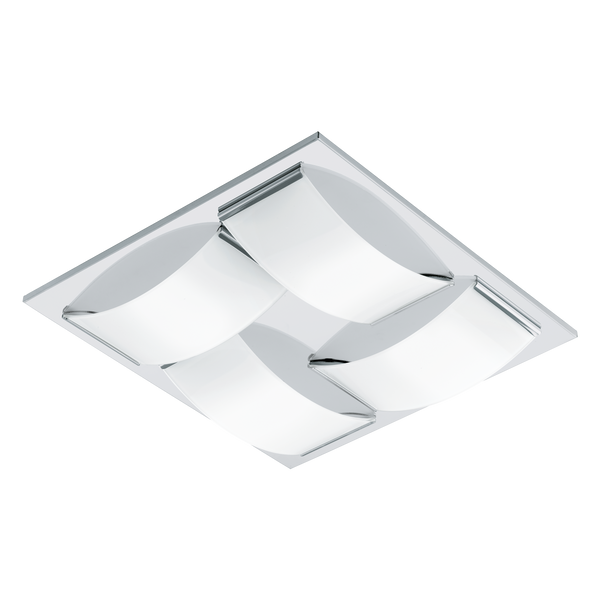 EGLO 94468 | LED FLUSH CEILING LIGHT FITTING | WASAO