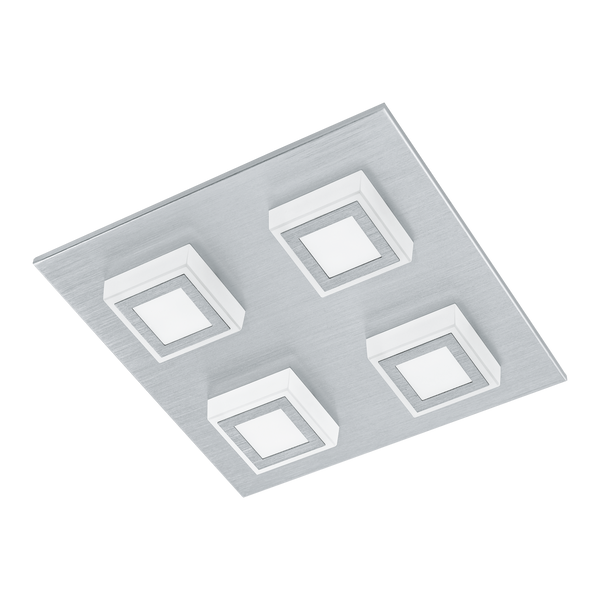 EGLO 94508 | LED FLUSH CEILING LIGHT FITTING | MASIANO