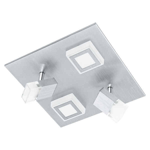 EGLO 94512 | LED FLUSH CEILING LIGHT FITTING | MASIANO