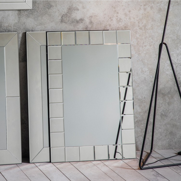 Alfredo Rectangle Mirror W60 x H90cm