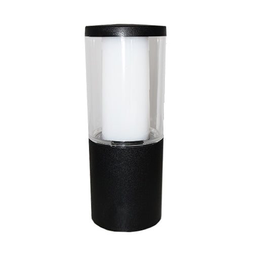 Carlo 250 mm Clear LED 3.5W Bollard Post Light
