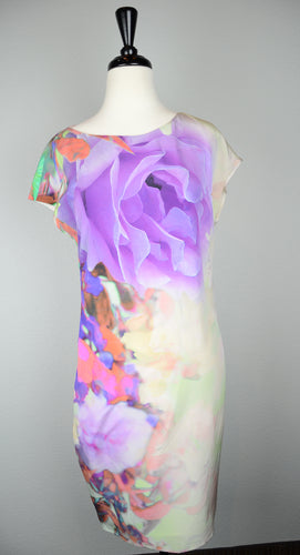 Escada Multi Color Shift Dress
