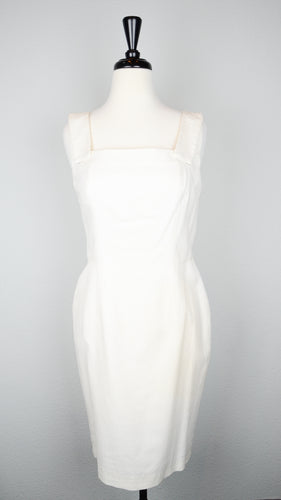 Escada White Dress