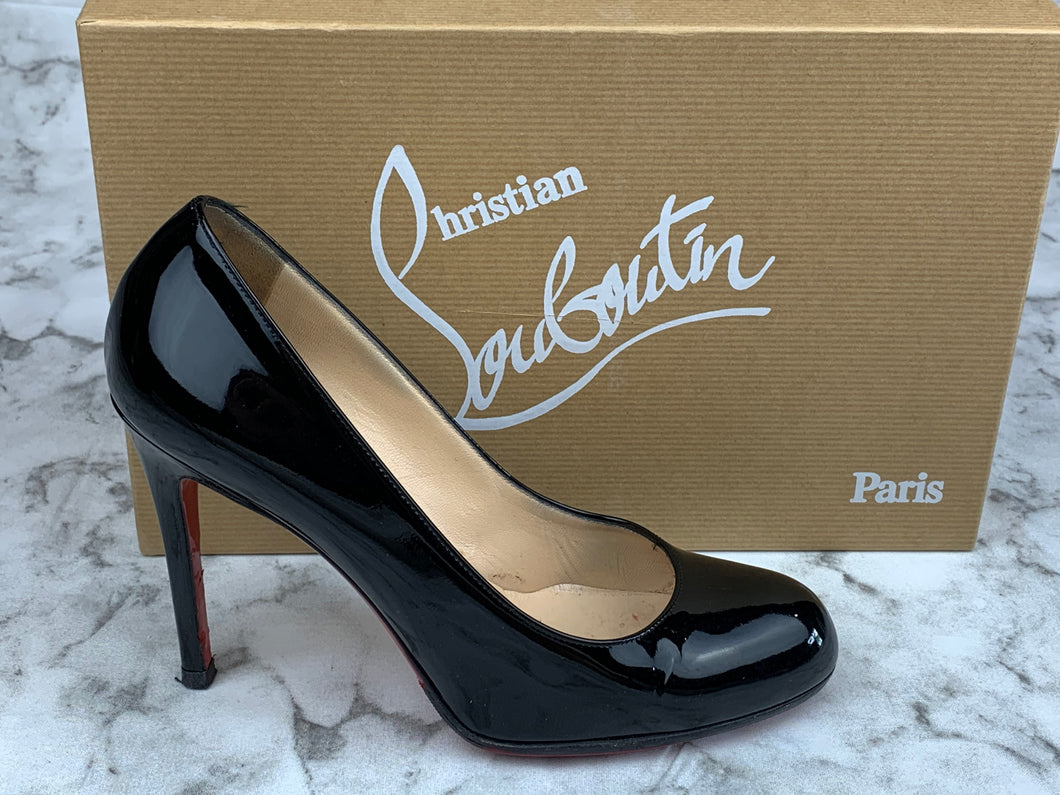 Christian Louboutin Patent Leather Pumps Sz. 6.5