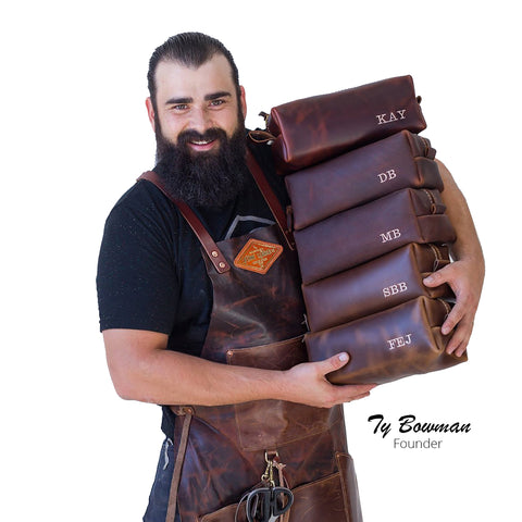 Ty Bowman Leather Bags
