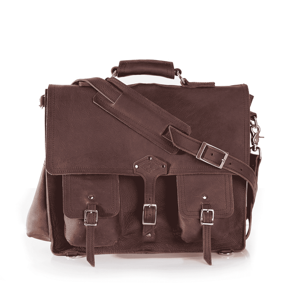 Messenger Bag w/ Single Gusset