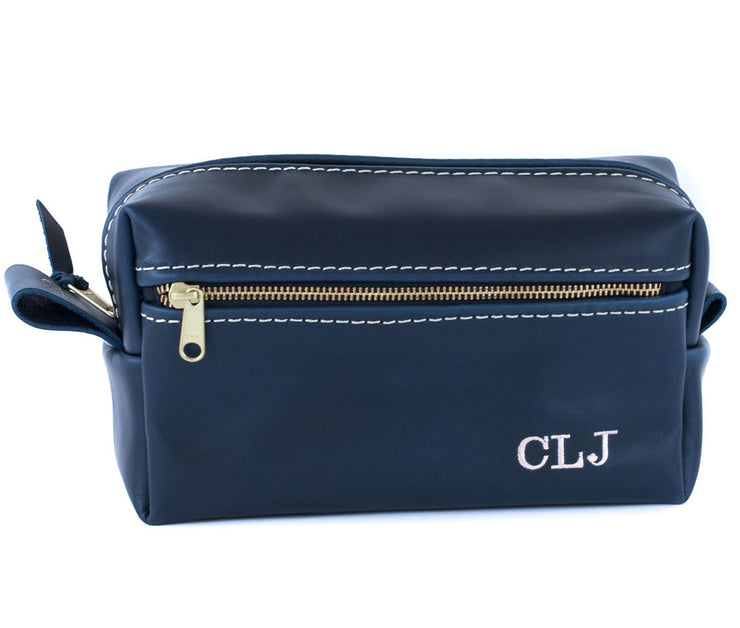 Double Zipper Toiletry Bag