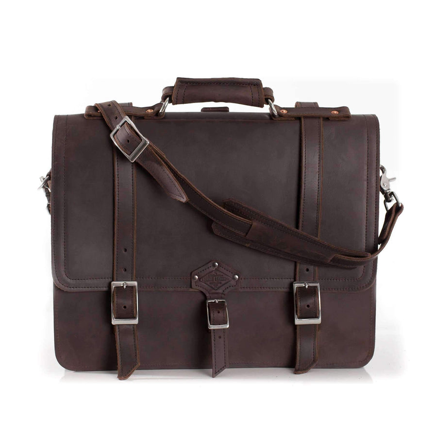 Messenger Bag w/ Double Gusset