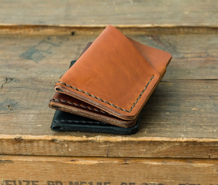 Tall Minimalist Wallet