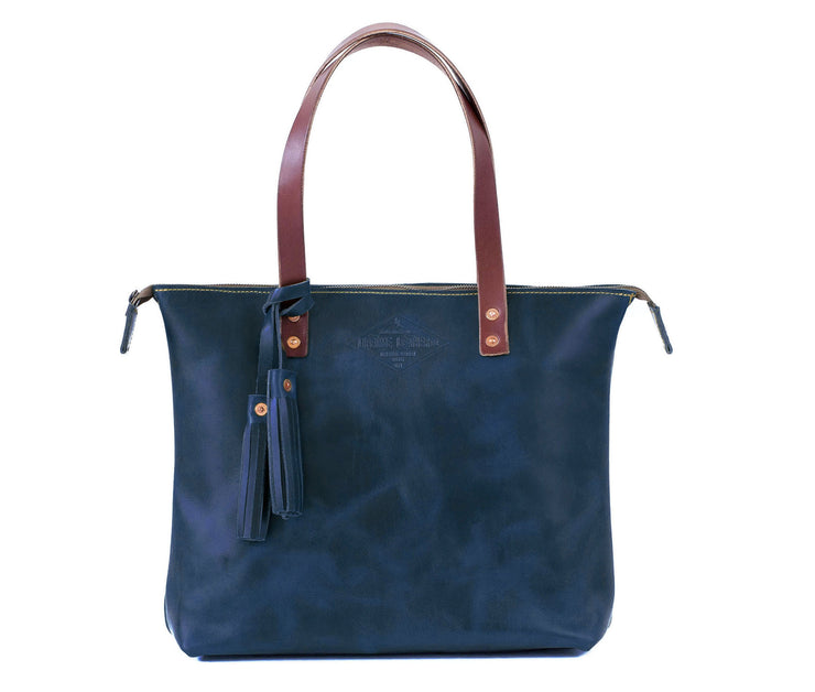 Lifetime Zippered Tote