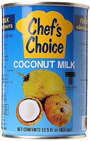 LECHE DE COCO CHEFS CHOICE 13.5 OZ