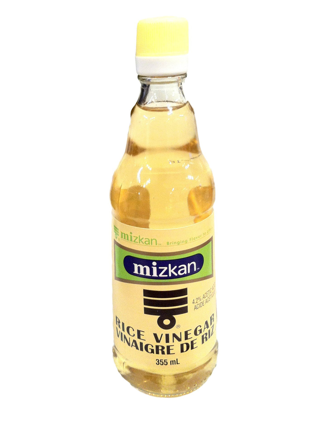 VINAGRE ARROZ MITSUKAN 355 ML